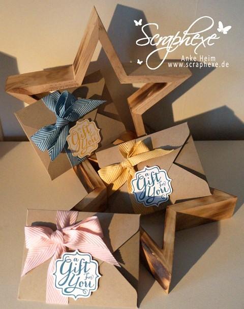 kleine Geschenke, Envelope Punch Board