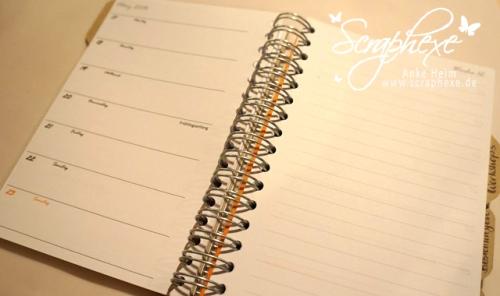 Kalender 2013 - Innenansicht- scraphexe