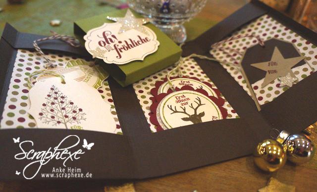 Hülle für Geschenkanhänger - VIP KW 50/2013