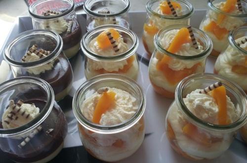 Dessert Teamtreffen #scraphexe - Februar 2014