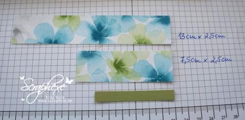 Schleife #Envelope Punch Board