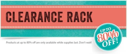 Clearance Rack, scraphexe