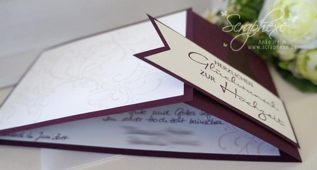 Hochzeit, Wedding,  scraphexe #stampinup