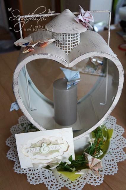 Hochzeit, Geldgeschenk, scraphexe, #stampinup