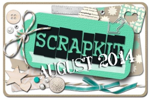ScrapKit August2014, scraphexe, Project Life
