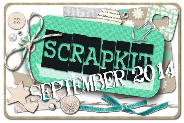 ScrapKit September 2014, scraphexe