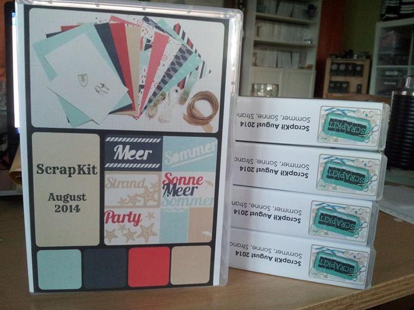 ScrapKits_August, scraphexe, Project Life