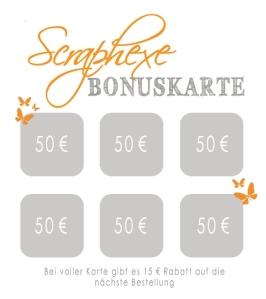 Bonuskarte, scraphexe