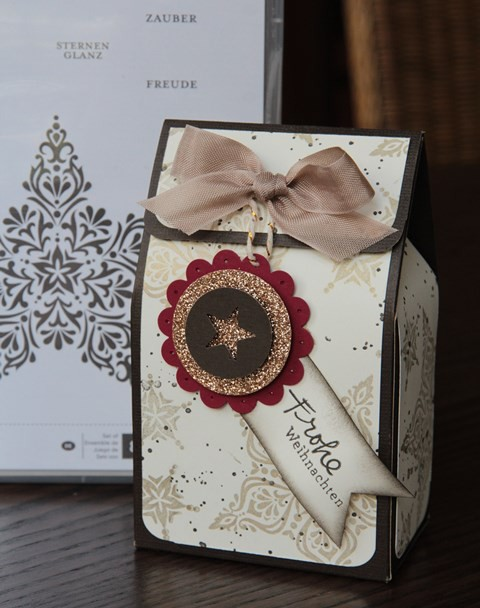 Verpackung, Weihnachten, Scheunenparty, Scraphexe