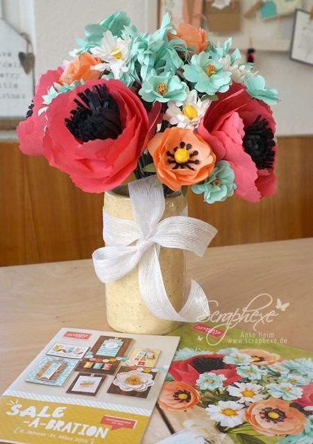 Blumenstrauss, Flowers, Frühjahrskatalog