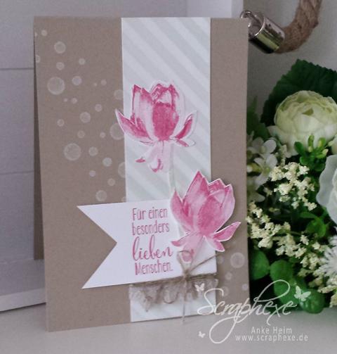 Lotusblüte, So froh, SAB, scraphexe