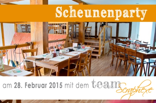 Scheunenparty, Team Scraphexe