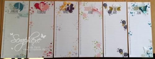 Kalenderkunst, Perpetual Birthday Calendar