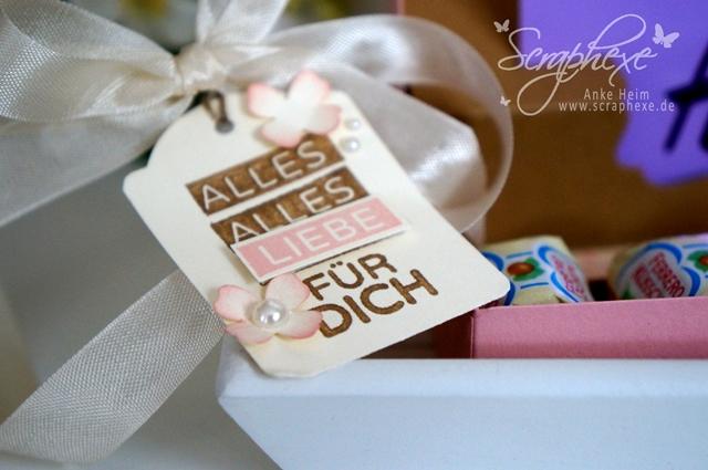 Gutscheinbox, Gift card, Geburtstag, Geschenk, scraphexe