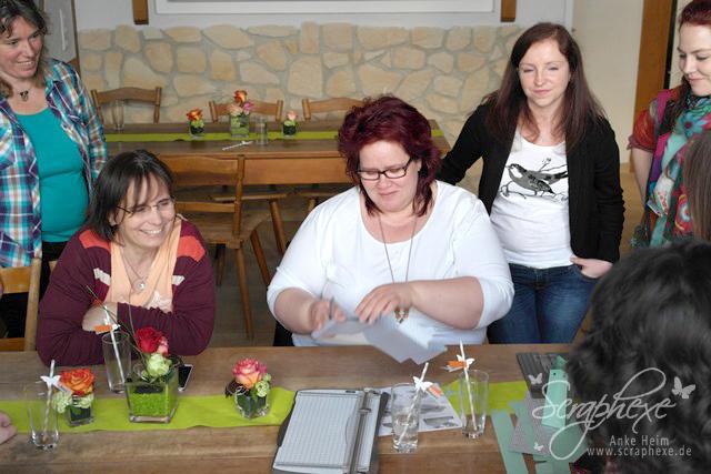 Teamtreffen scraphexe Mai 2015